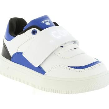 Zapatos Niños Zapatillas bajas MTNG 47673 TRIX Blanco