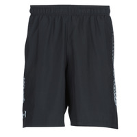 textil Hombre Shorts / Bermudas Under Armour WOVEN GRAPHIC SHORT Negro