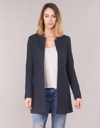 textil Mujer Abrigos Only ONLSOHO Marino