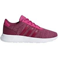 Zapatos Niños Zapatillas bajas adidas Originals Lite Racer K Rosa