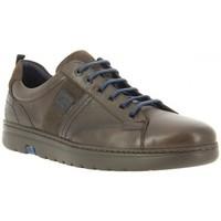 Zapatos Hombre Zapatillas bajas Fluchos Atlas F0296 Marrón Café marrón