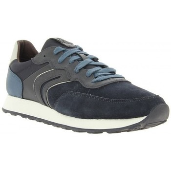 Zapatos Hombre Zapatillas bajas Geox U Vincit B Marino azul