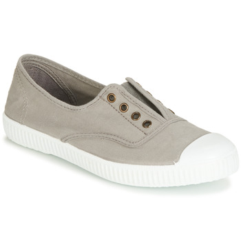 Zapatos Mujer Zapatillas bajas Victoria 6623 GRIS Gris