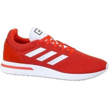 Zapatos Hombre Zapatillas bajas adidas Originals RUN70S Rojo