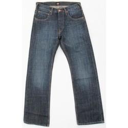 textil Hombre Vaqueros rectos Lee JOEY 71921TK azul