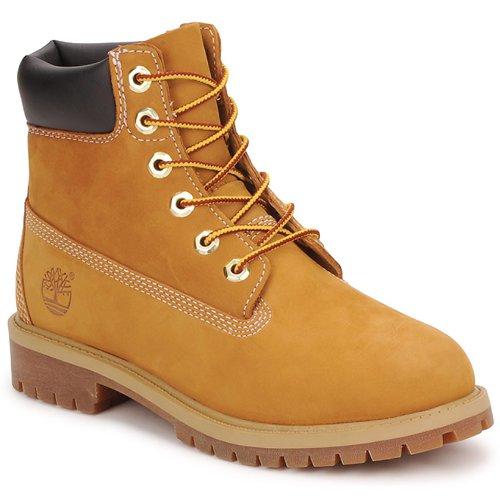 e87efbd0 Zapatos Niño Botas de caña baja Timberland 6 IN PREMIUM WP BOOT Marrón