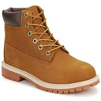Zapatos Niños Botas de caña baja Timberland 6 IN PREMIUM WP BOOT Marrón / Miel