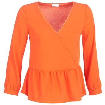 textil Mujer Tops / Blusas Vila VIROSSIE Naranja