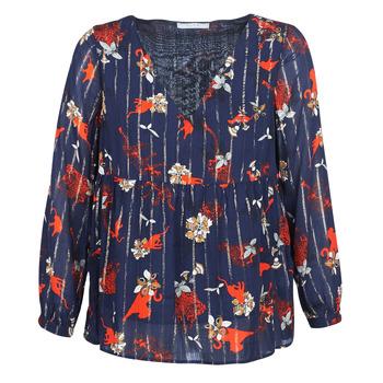 textil Mujer Tops / Blusas Vila VIAMOLLON Marino