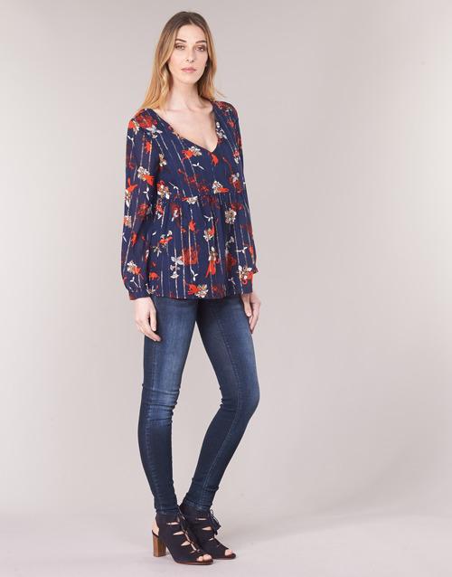 Marino Textil Vila Viamollon Mujer TopsBlusas sxhtrdCBQ