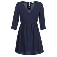 textil Mujer vestidos cortos Vila VIROSSIE Marino