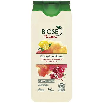 Belleza Champú Lida Biosei Citrus & Granada Ecocert Champú  500 ml