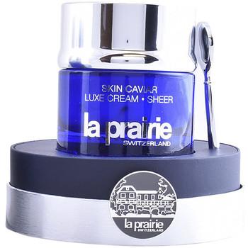 Belleza Mujer Antiedad & antiarrugas La Prairie Skin Caviar Luxe Cream Premier Sheer  50 ml