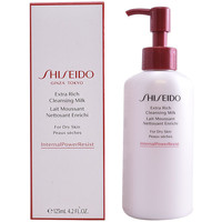 Belleza Mujer Desmaquillantes & tónicos Shiseido Defend Skincare Extra Rich Cleansing Milk  125 ml