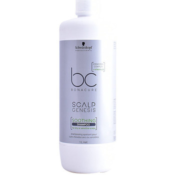 Belleza Champú Schwarzkopf Bc Scalp Genesis Soothing Shampoo  1000 ml