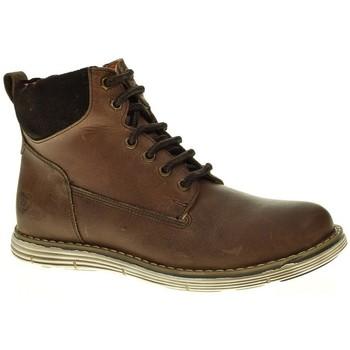 Zapatos Niño Botas de caña baja MTNG 47637 marrón