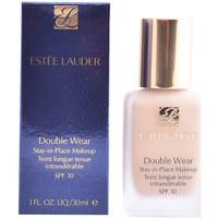 Belleza Mujer Base de maquillaje Estee Lauder Double Wear Fluid 1w2-sand