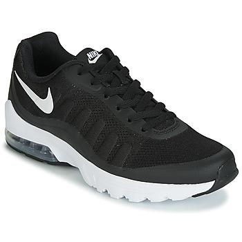 Zapatos Hombre Zapatillas bajas Nike AIR MAX INVIGOR Negro / Blanco