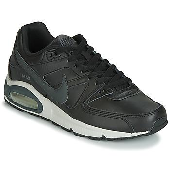 Zapatos Hombre Zapatillas bajas Nike AIR MAX COMMAND LEATHER Negro