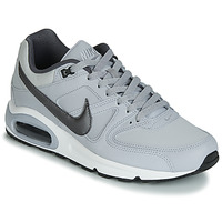 Zapatos Hombre Zapatillas bajas Nike AIR MAX COMMAND LEATHER Gris