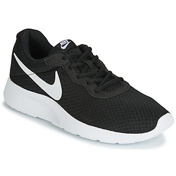 Zapatos Hombre Zapatillas bajas Nike TANJUN Negro / Blanco