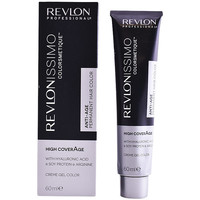 Belleza Tratamiento capilar Revlon Revlonissimo High Coverage 6-dark Blonde  60 ml