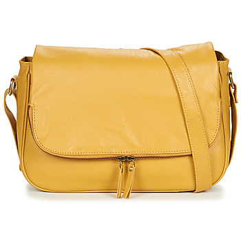 Bolsos Mujer Bandolera Betty London EZIGALE Mostaza