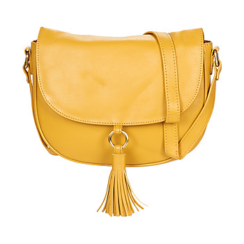 Bolsos Mujer Bandolera Betty London ELISSA Mostaza