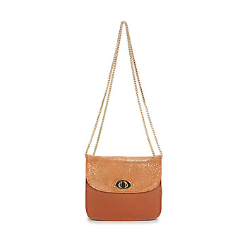 Bolsos Mujer Bandolera Betty London JOLEIL Cognac