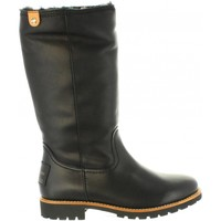 Zapatos Niña Botas de nieve Panama Jack BAMBINA TRAVELLING B2 Negro