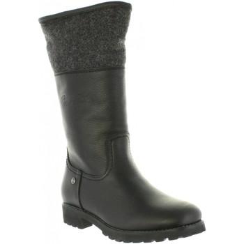 Zapatos Mujer Botas urbanas Panama Jack BELINDA B2 Negro