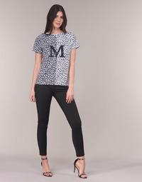 textil Mujer pantalones con 5 bolsillos Marciano GIOTTO Negro