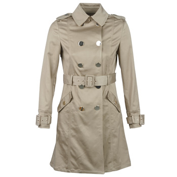 textil Mujer trench Marciano FAB Beige