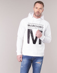 textil Hombre sudaderas Marciano M LOGO Blanco