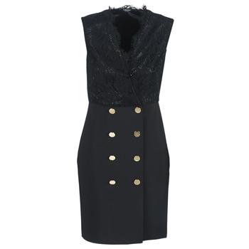 textil Mujer vestidos cortos Marciano JANE Negro