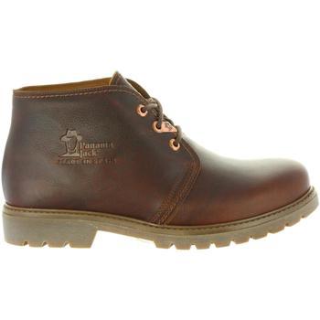 Zapatos Hombre Botas de caña baja Panama Jack BOTA PANAMA C44 Marr?n