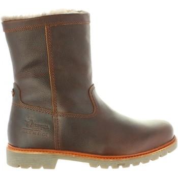 Zapatos Hombre Botas de caña baja Panama Jack FEDRO IGLOO C10 Marrón