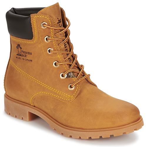 Los últimos zapatos de descuento para hombres y mujeres Zapatos especiales Panama Jack PANAMA Amarillo