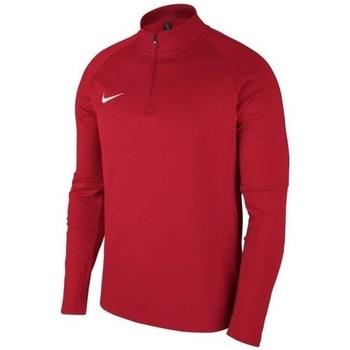 textil Hombre sudaderas Nike Dry Academy 18 Drill Top LS Rojo