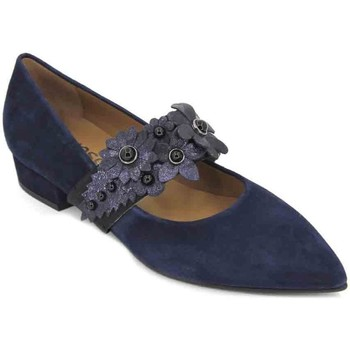 Zapatos Mujer Zapatos de tacón Estiletti 2604 Zapatos de Vestir de Mujer azul