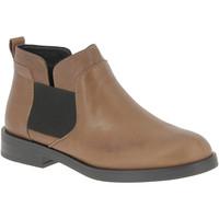 Zapatos Mujer Botas de caña baja Nikolas 182R-TAMNA marrone