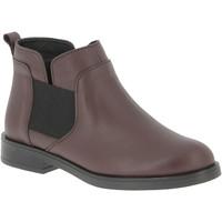 Zapatos Mujer Botas de caña baja Nikolas 182R-MNOPNTO bord?