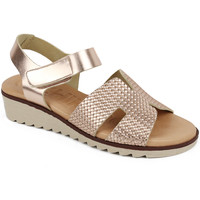 Zapatos Mujer Sandalias Chika10 Leather FILIPINAS 07 ROSE