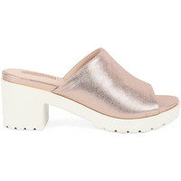 Zapatos Mujer Zuecos (Mules) Chika10 Revival Edition FIONA 04 ROSA