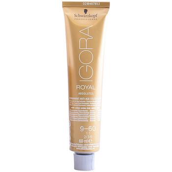 Belleza Tratamiento capilar Schwarzkopf Igora Royal Absolutes 9-60  60 ml