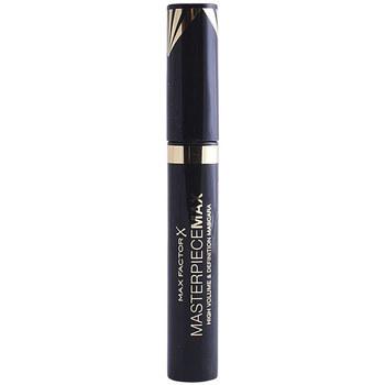 Belleza Mujer Máscaras de pestañas Max Factor Masterpiece Max Mascara black 7,2 ml