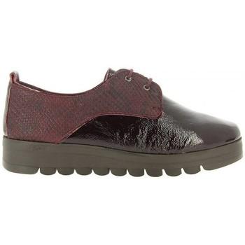 Zapatos Mujer Derbie 24 Hrs 24 Hrs 23830 Burdeos rouge