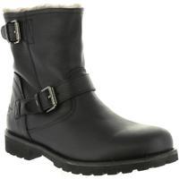 Zapatos Hombre Botas urbanas Panama Jack FAUST IGLOO C18 Negro