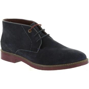 Zapatos Hombre Botas de caña baja Kickers 660250-60 MATADOR Azul