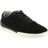 Zapatos Hombre Zapatillas bajas Kickers 596860-60 TAMPA Negro